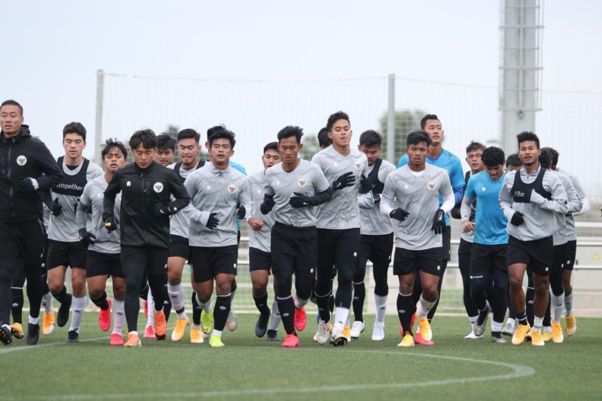 Timnas Indonesia U-19. (Dok. PSSI)
