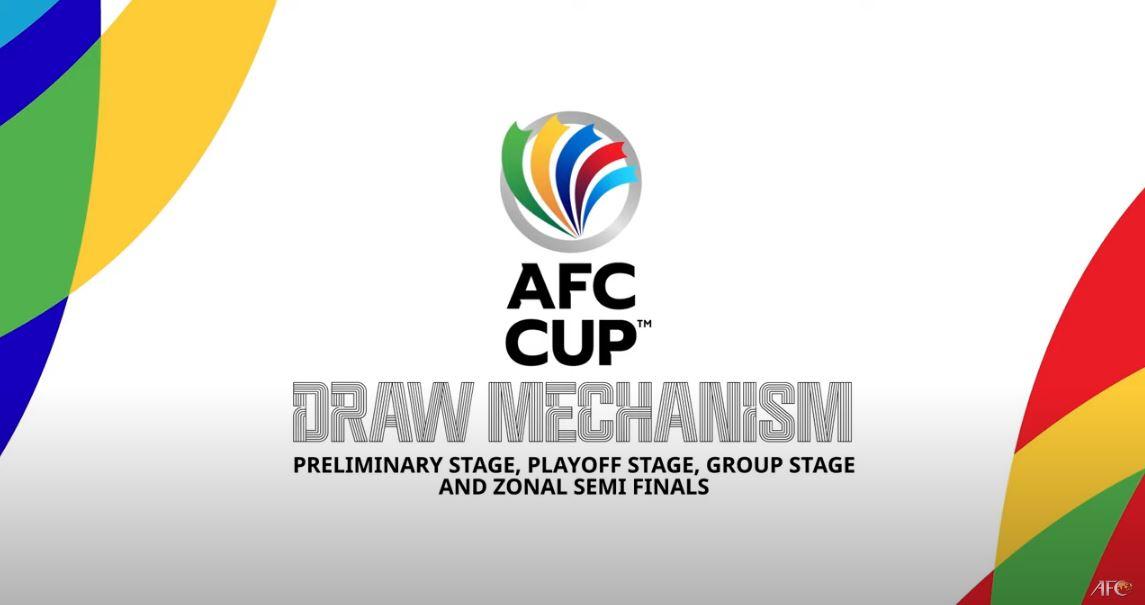 afc cup draw