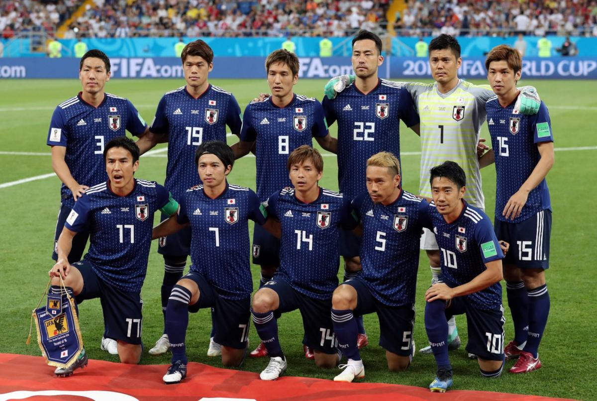 World Cup – Round of 16 – Belgium vs Japan