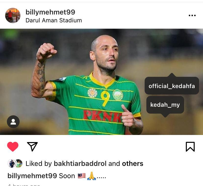 Billy Mehmet