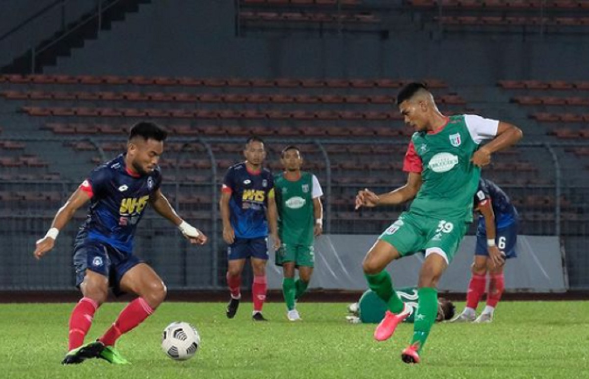 Saddil Ramdani vs Kuching City FC