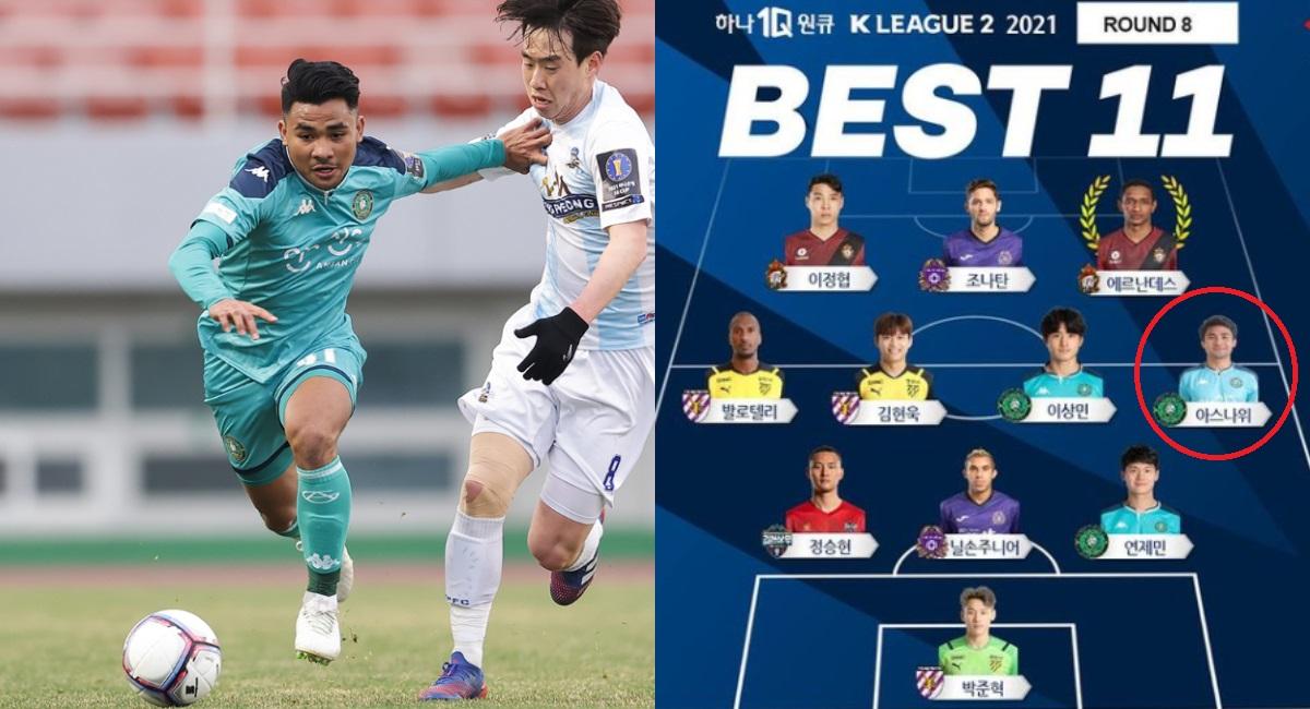 Asnawi Mangkualam Best 11
