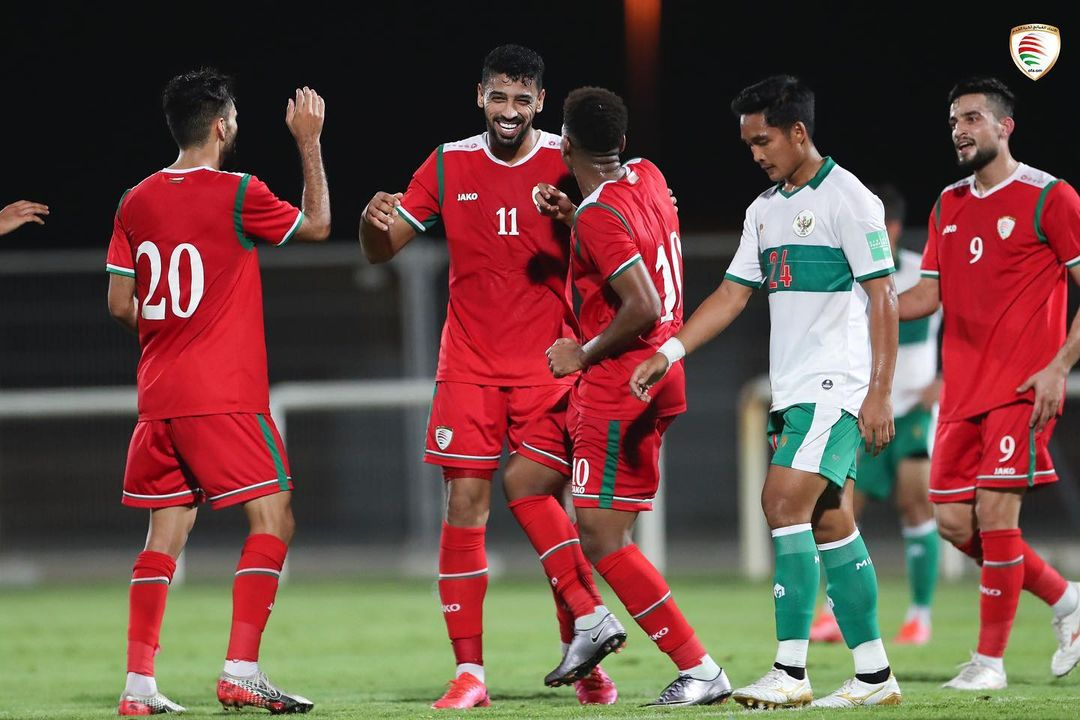 Timnas Indonesia vs Oman