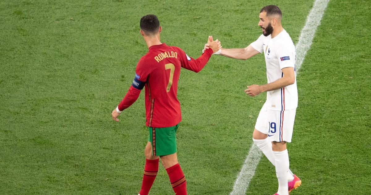 Benzema-Ronaldo