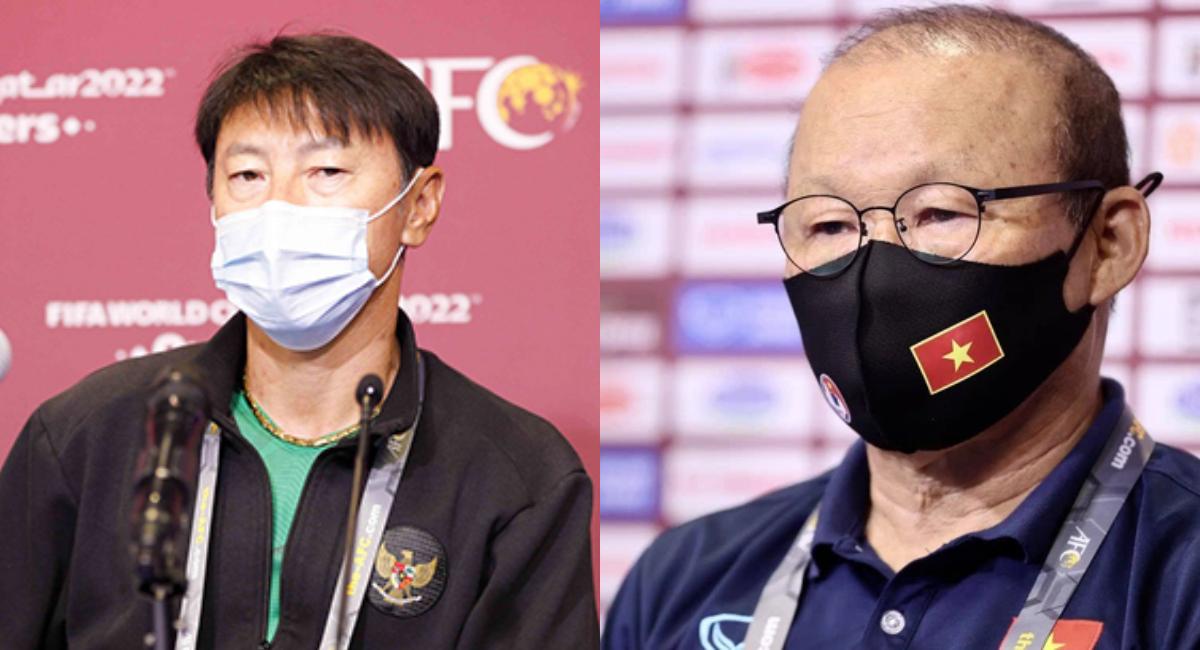 Shin Tae-yong vs Park Hang-seo