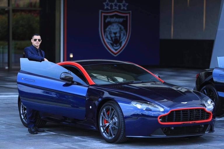 JDT Aston Martin