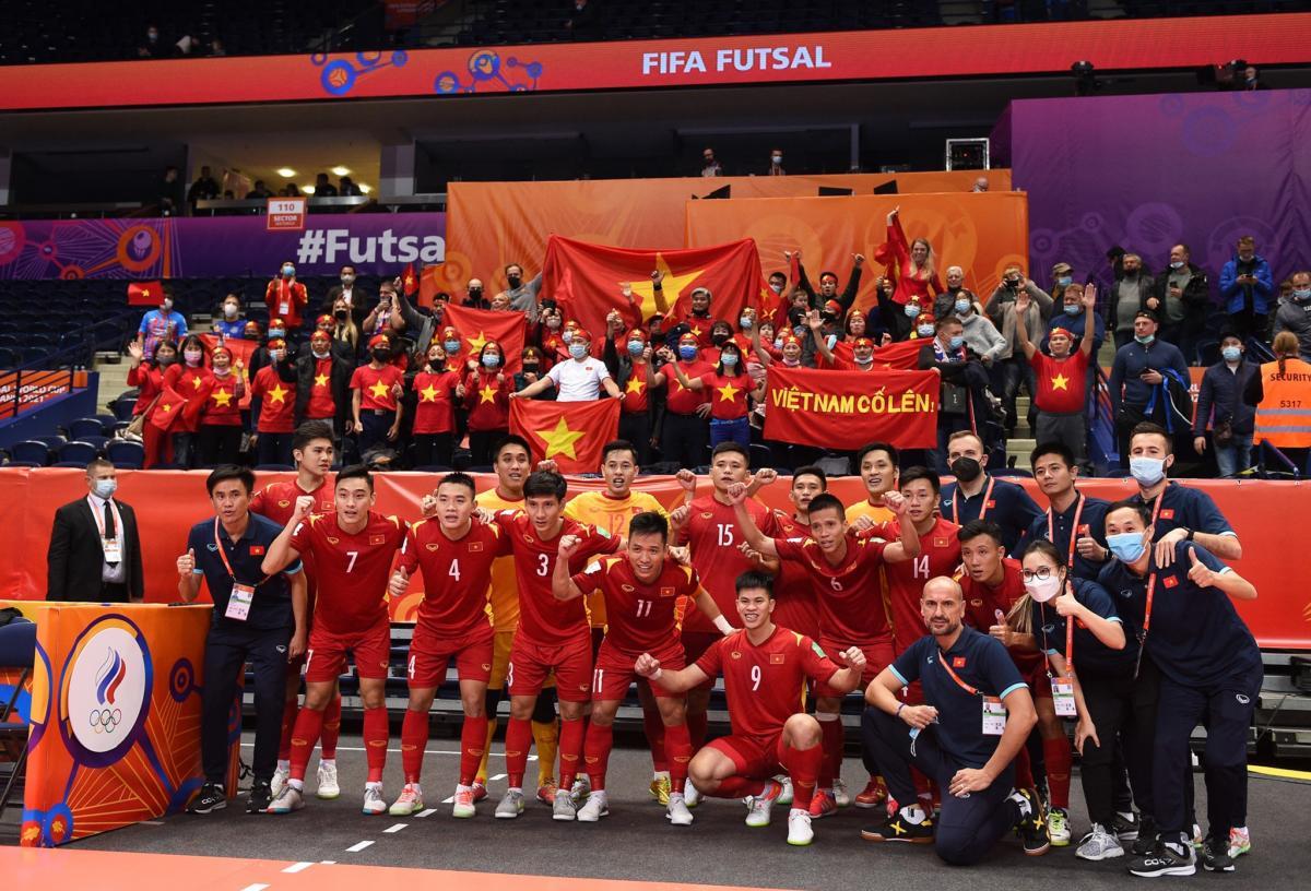 Futsal Vietnam